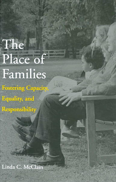 The Place of Families book cover
