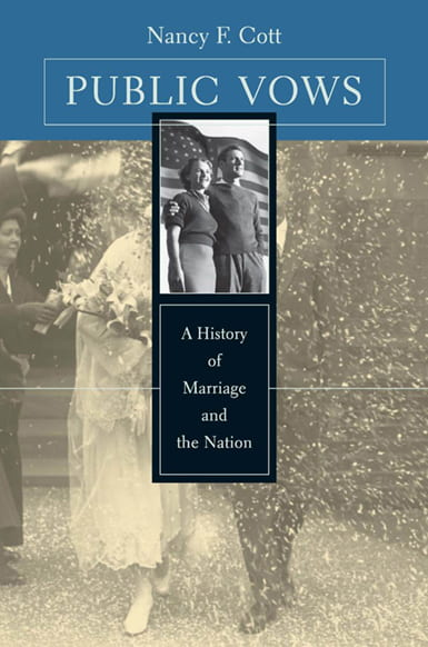 Public Vows book cover