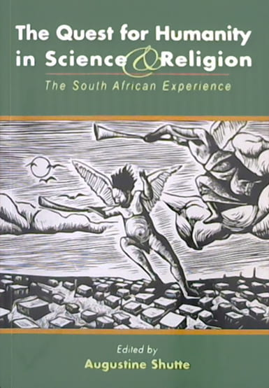 The Quest for Humanity in Science and Religion book cover