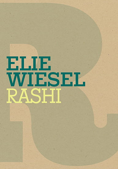 book cover for Rashi