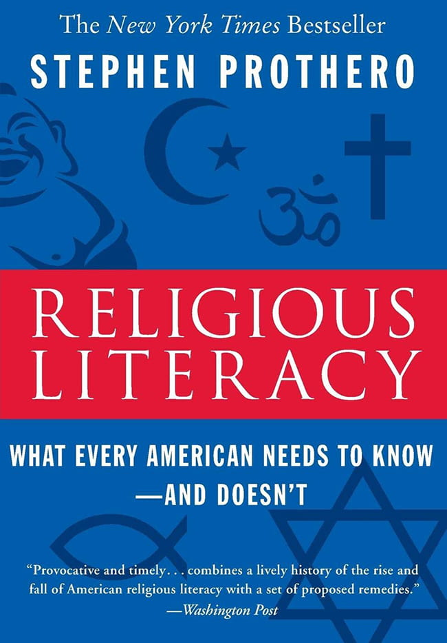 Religious Literacy book cover