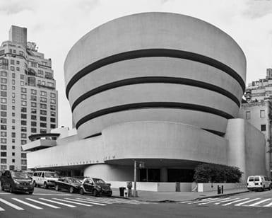 The Solomon R. Guggenheim Museum