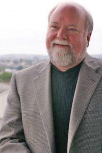 Portrait photo of Ronald F. Thiemann