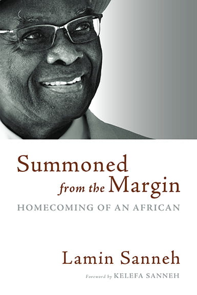 book cover for Summoned from the Margin