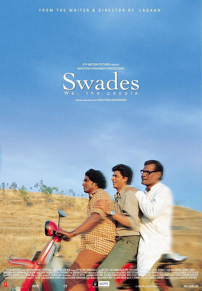 Swades film poster