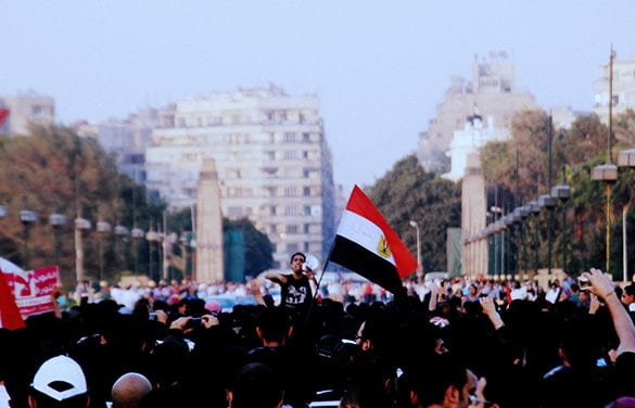 Egypt: Notes from the Ground