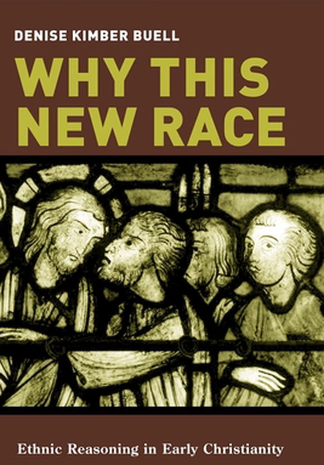 Why This New Race book cover