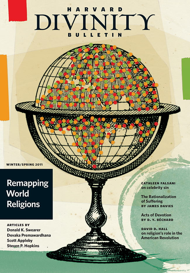 Winter Spring 2011 issue cover