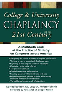 book cover for College and University Chaplaincy in the 21st Century