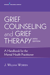 book cover for Grief Counseling and Grief Therapy: