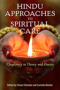 book cover for Hindu Approaches to Spiritual Care