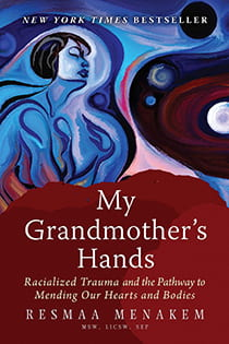 book cover for My Grandmother's Hands