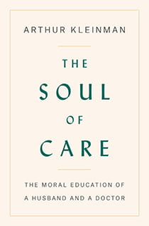 book cover for The Soul of Care