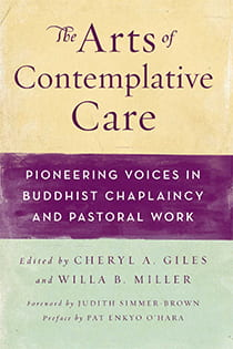 book cover for The Arts of Contemplative Care