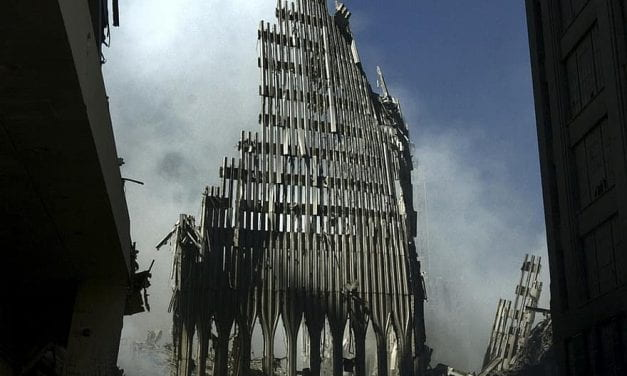 Ground Zero and the 'S-word'