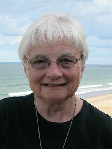 Photo of Elisabeth Schüssler Fiorenza