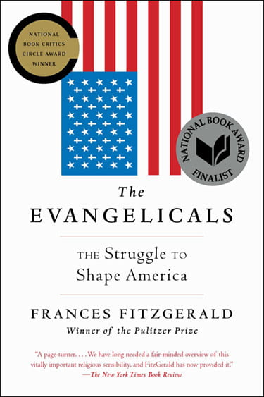 Book cover for The Evangelicals