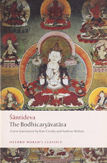 Book cover of The Bodhicaryavatara