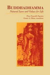 Book cover of Buddhadhamma