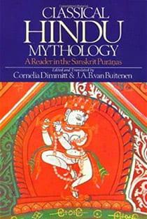 Book cover of Classical Hindu Mythology