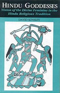 Book cover of Hindu Goddesses
