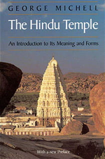 Book cover of The Hindu Temple