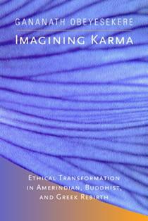 Book cover of Imagining Karma