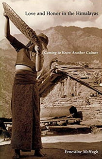 Book cover of Lova nd Honor in the Himalayas