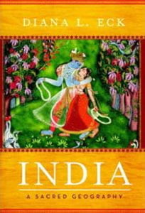 Book cover of India: A Sacred Geography