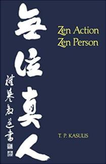 Book cover of Zen Action: Zen Person
