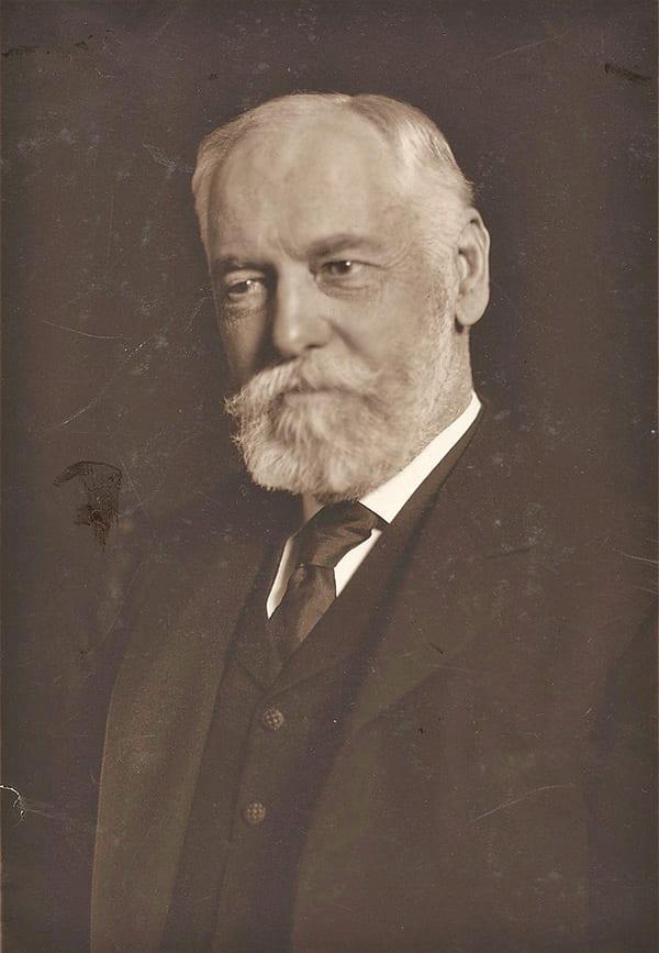 Photo of Francis Peabody