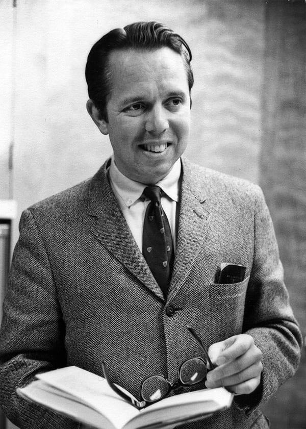 Harvey Cox circa 1965