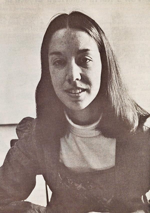 Photo of Caroline Bynum