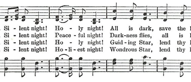 """Poets on Hymns: """"Silent Night"""""""