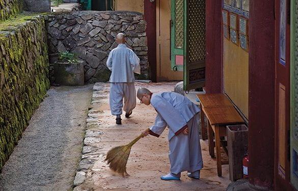 Buddhist Nuns, Past and Present