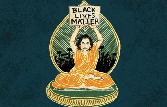 #BlackLivesMatter and Living the Bodhisattva Vow