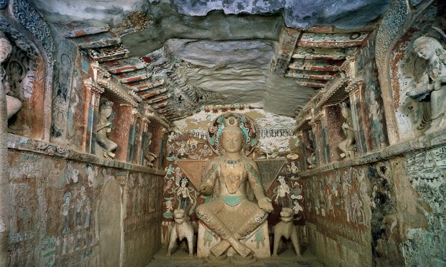 The Mogao Caves as Cultural Embassies
