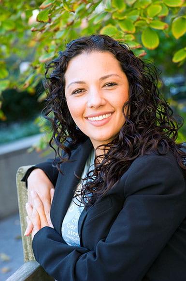 photo of Aisha Beliso-De Jesús