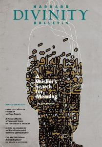 Winter/Spring 2014 issue cover