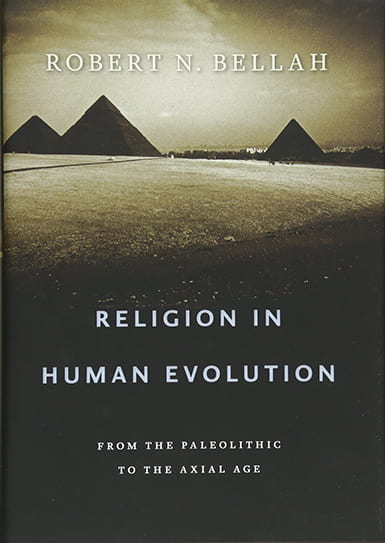 Book cover for Religion in Human Evolution