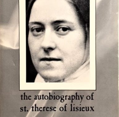 Reading St. Therese