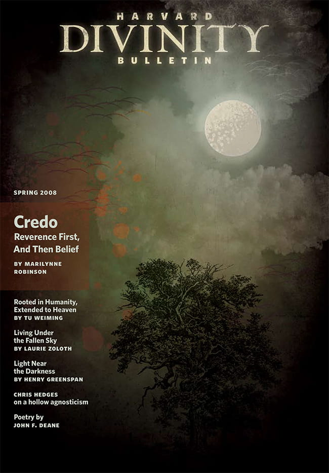 Spring 2008 issue cover