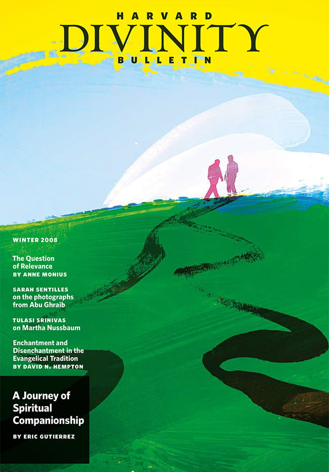 Winter 2008 issue cover
