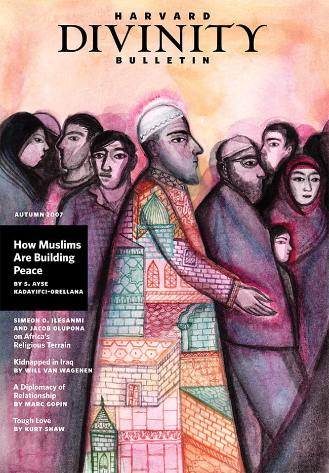 Autumn 2007 issue cover