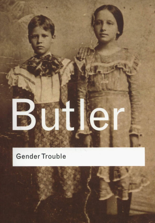 Gender Trouble book cover