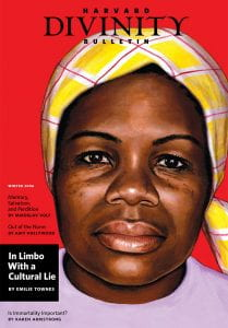 Winter 2006 issue cover