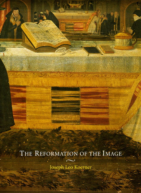 The Reformation of the Image book cover