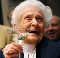 Rita Levi Montalcini compie 101 anni e il web la festeggia