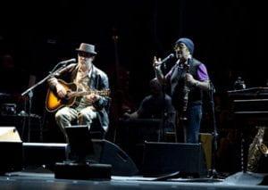 cantante e chitarrista