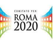 Manifesto per Roma candidata alle Olimpiadi